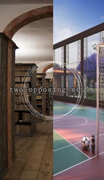 Fanfic / Fanfiction Two Souls Opposing