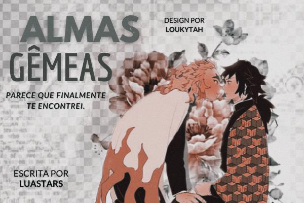 Fanfic / Fanfiction Almas Gêmeas