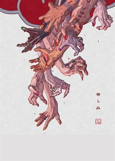 Fanfic / Fanfiction Death scholar (paindei,obidei(tobidei)itadei,)