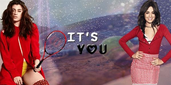 Fanfic / Fanfiction It's You - Camren (Lauren G!P)