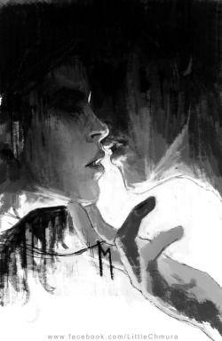 Fanfic / Fanfiction Me apaixonei por um demônio