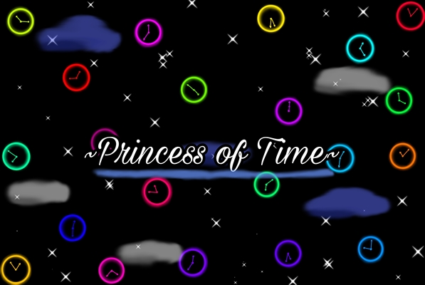 Fanfic / Fanfiction Princess of Time