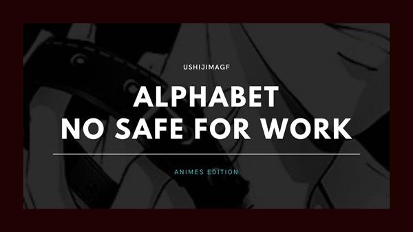 Fanfic / Fanfiction ALPHABET - Tendo Satori