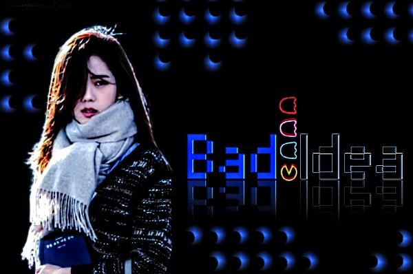 Fanfic / Fanfiction Bad Idea - Imagine Kim Jisoo (One-Shot) Blackpink