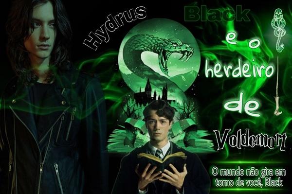 Fanfic / Fanfiction Hyndrus Black e o herdeiro de Valdemort