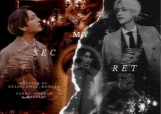 Fanfic / Fanfiction My Secret - Taekook, KookV, Vkook