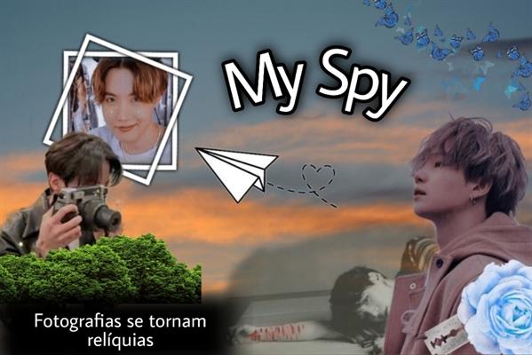 Fanfic / Fanfiction My spy( sope - yoonseok)