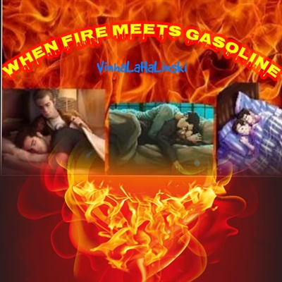 Fanfic / Fanfiction When fire meets gasoline - Sterek