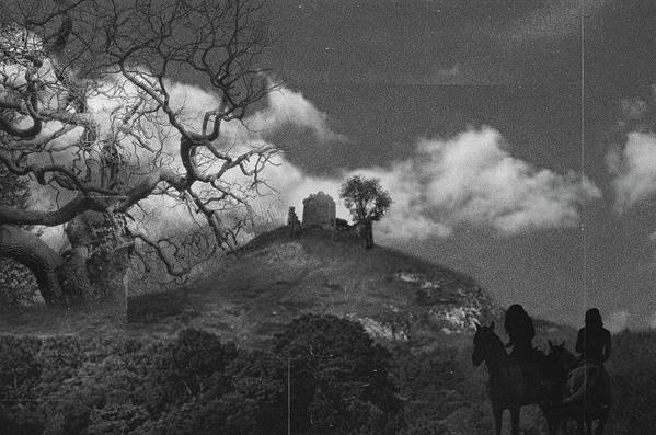 Fanfic / Fanfiction A Montanha Amaldiçoada