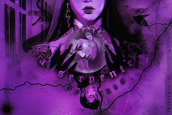 Fanfic / Fanfiction A Serpente do Caos