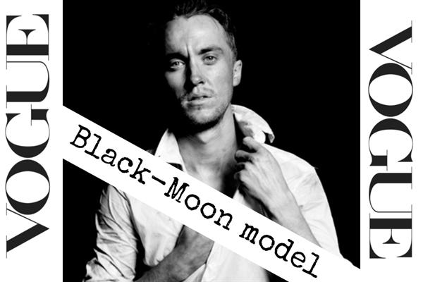 Fanfic / Fanfiction Black Moon Model