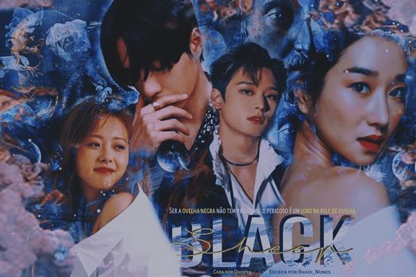 Fanfic / Fanfiction Black Sheep - Interativa Kpop