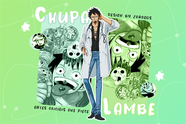 Fanfic / Fanfiction Chupa-Lambe