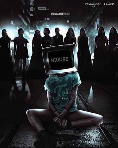 Fanfic / Fanfiction Higure - Imagine Twice