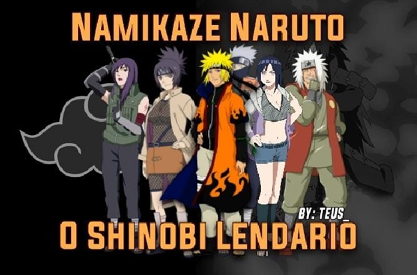 Fanfic / Fanfiction Namikaze Naruto O Shinobi Lendario