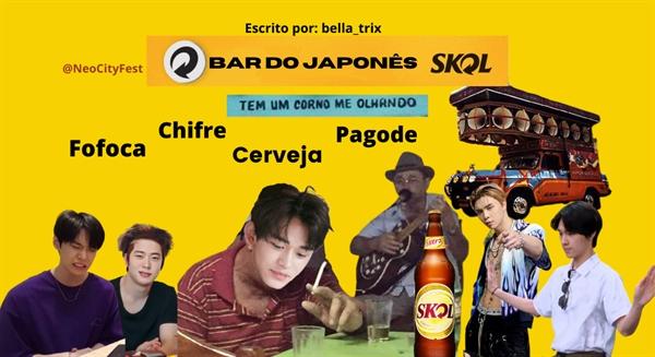 Fanfic / Fanfiction NCT em: Cerveja, Pagode, Chifre e Fofoca!
