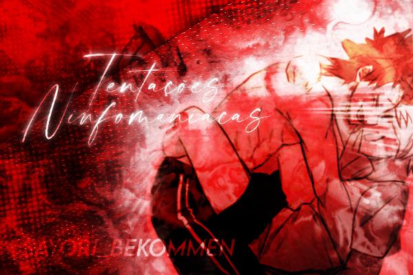 Fanfic / Fanfiction Tentações Ninfomaníacas - Kirikami (One Shot)