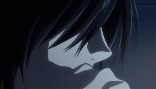 Anime Death Note Ultimo Capitulo Hist 243 Ria Um 250 Ltimo Adeus De L Lawliet Cap