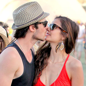 Ian Somerhalder ja Nina Dobrev dating historia