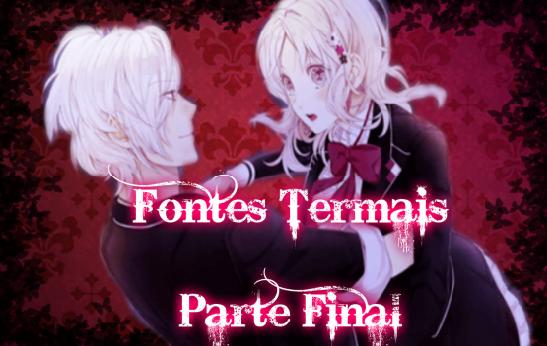 Fanfic / Fanfiction Minha irmã gêmea - Capítulo 12 - As Fontes Termais - Parte Final