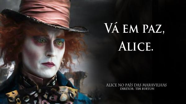 História Alice Capítulo 13 História Escrita Por Bobmeevs
