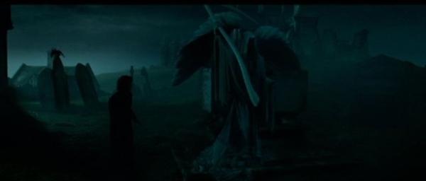 Fanfic / Fanfiction A herdeira de um mal. - Capítulo 14 - O cemitério