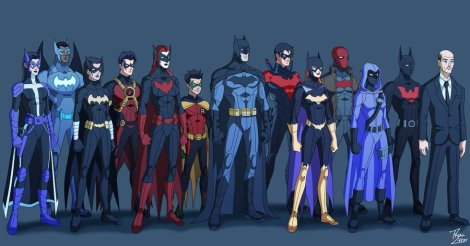 Fanfic / Fanfiction A Morte do Batman - Fanfic - Capítulo 1 - A Morte do Batman