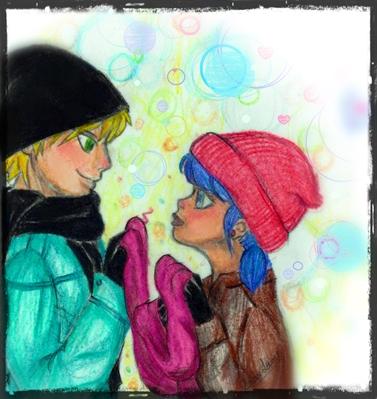 Fanfic / Fanfiction Amor Paralelo - Inverno, sentimentos congelados - Capítulo 4 - Anjo de Patins (Parte 3)