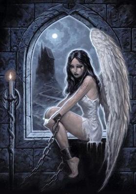 Fanfic / Fanfiction Amor sobrenatural - Capítulo 12 - Prisioneira