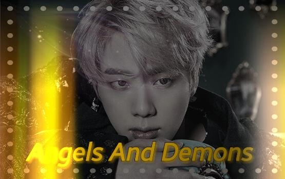 Fanfic / Fanfiction Angels And Demons IMAGINE Jin - Capítulo 1 - Minha amada