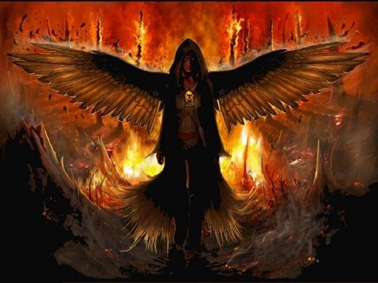 Fanfic / Fanfiction Anjo Caído - Capítulo 15 - Capítulo Extra 6