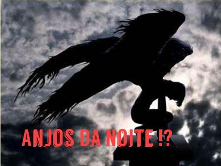 Fanfic / Fanfiction Anjos Da Noite - Capítulo 1 - Anjos Da Noite !? (Prológo)