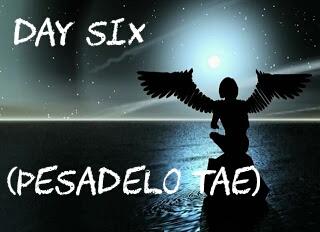 Fanfic / Fanfiction Anjos Da Noite - Capítulo 9 - Day Six (Pesadelo Tae)