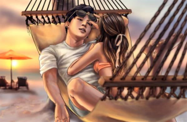 Fanfic / Fanfiction Annyeong Brasil? (Imagine Bts e jimin) - Capítulo 9 - Será que esta tudo tão rápido?