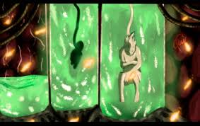 Fanfic / Fanfiction As aventuras de Maory - Capítulo 98 - O laboratório de Orochimaru