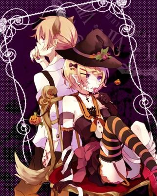 Fanfic / Fanfiction Ashiteru Nee/Nii - Chan - Capítulo 6 - ESPECIAL - Halloween - Parte 1