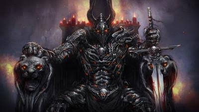 Fanfic / Fanfiction Bloodborn - God's War - Capítulo 4 - Ursine o Ceifador do diabo