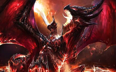 Fanfic / Fanfiction Bloodborn - God's War - Capítulo 6 - Dragon Slayers