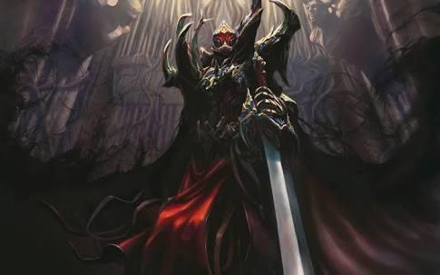 Fanfic / Fanfiction Bloodborn - God's War - Capítulo 7 - Synner Senhor da Guerra