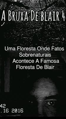 Fanfic / Fanfiction Bruxa de blair 4 - Capítulo 1 - O desaparecimento do meu tio