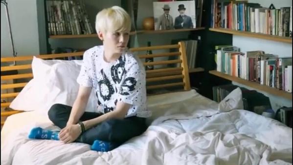 Fanfic / Fanfiction BTS (Bangtan Boys)- Mini imagines - Capítulo 24 - Sugalmas: Dormi é o que interessa!- Parte 2