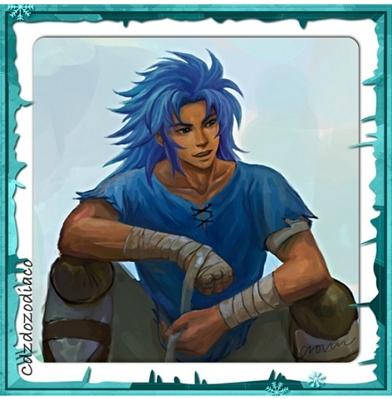 Fanfic / Fanfiction Cavaleiros do Zodíaco - A Saga de Gaya - Capítulo 12 - Quem está Aí?