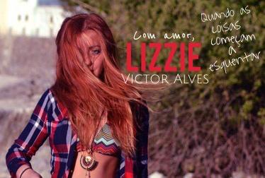 Fanfic / Fanfiction Com amor, Lizzie - Capítulo 1 - Verão