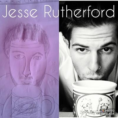 Fanfic / Fanfiction Desenhando famosos - Capítulo 9 - Jesse Rutherford