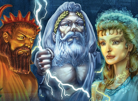 Fanfic / Fanfiction Deuse e Humanos: O Equilibrio dos Mundos(interativa) - Capítulo 1 - Regras e fichas