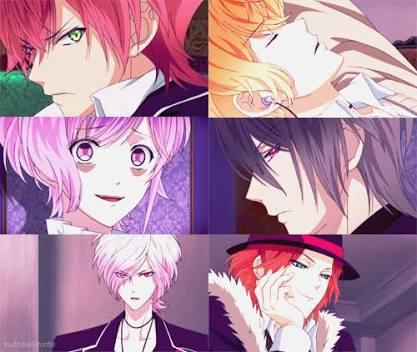 Fanfic / Fanfiction Diabolik Lovers & Vampire Knight-Um Amor Vampirico - Capítulo 5 - Conhecendo os Sakamakis