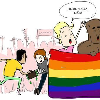 Fanfic / Fanfiction Estupro como forma de correção ao homossexualismo - Capítulo 1 - Psicóloga