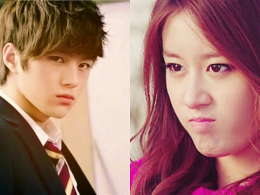 Fanfic / Fanfiction Eu te odeio Myung Soo! - Capítulo 1 - Eu definitivamente te odeio Kim MyungSoo!