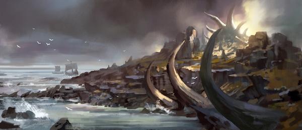 Fanfic / Fanfiction Rebelião Greyjoy - Capítulo 9 - Coroa de Madeira Trazida pelo Mar