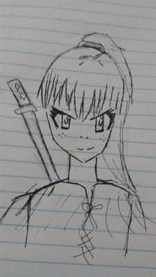 Fanfic / Fanfiction Go! Ikita ! Warriors! - Capítulo 1 - A Noite Sangrenta